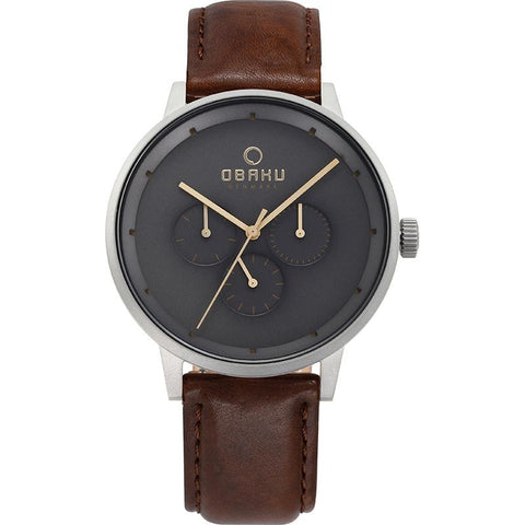 VENLIG - CLOUD Scandinavian Designed Watch By Obaku