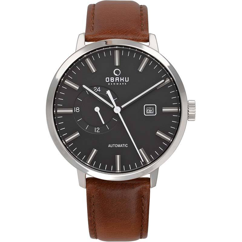 UTROLIG - UMBER Scandinavian Designed Watch By Obaku