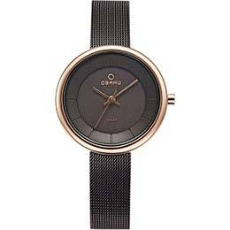 LYS - WALNUT Scandinavian Designed Watch By Obaku
