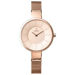 SOL - ROSE Scandinavian Designed Watch By Obaku