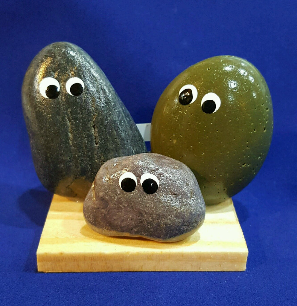Pebble People - 3