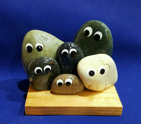 Pebble People - 6 to 8