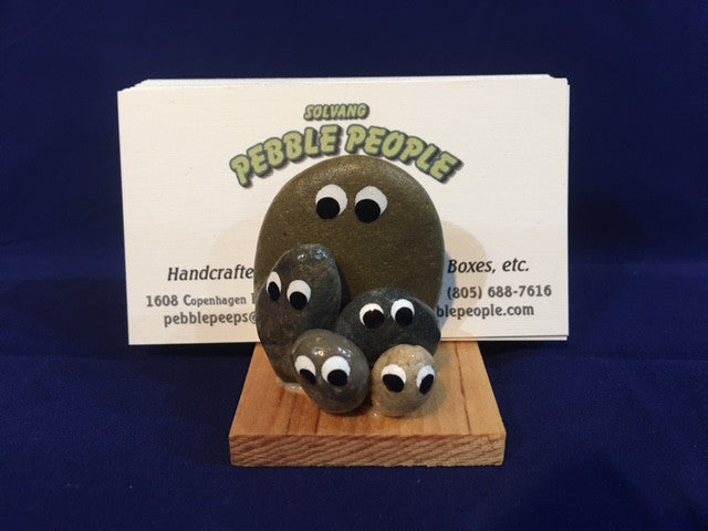 Pebble People - Cardholder