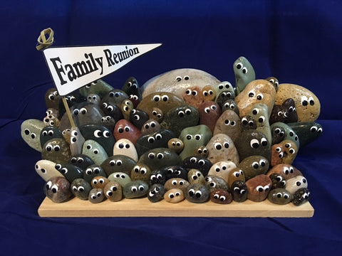 Pebble People - Family Reunion