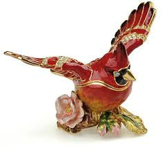 Red Flying Cardinal