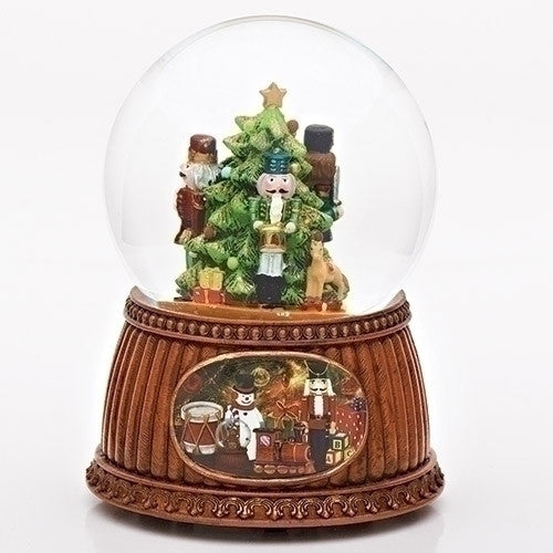 "MUSICAL 5.5"" NUTCRACKER CHRISTMAS"