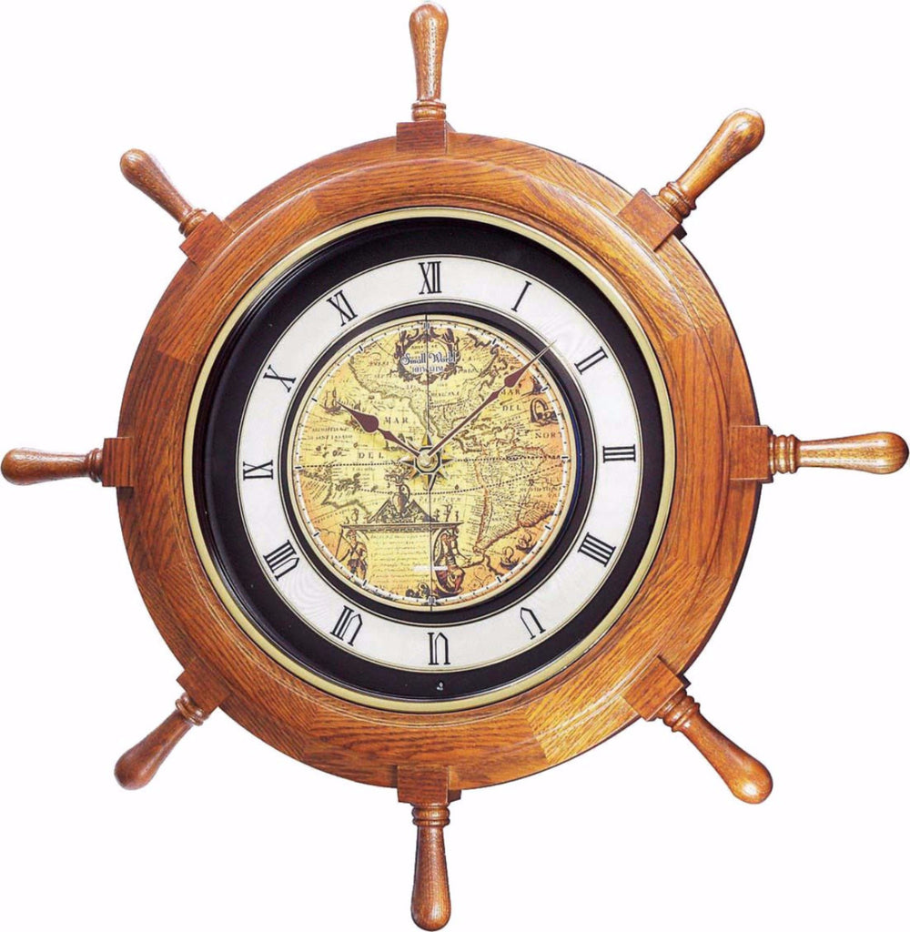 Voyager Classic Musical Motion Wall Clock
