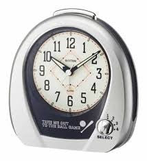 Baseball Melody Alarm Clock