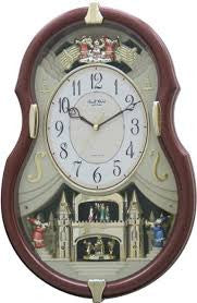 Viola Entertainer II Musical Wall Clock