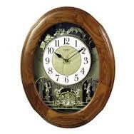 Joyful Nostalgia Musical Motion Wall Clock
