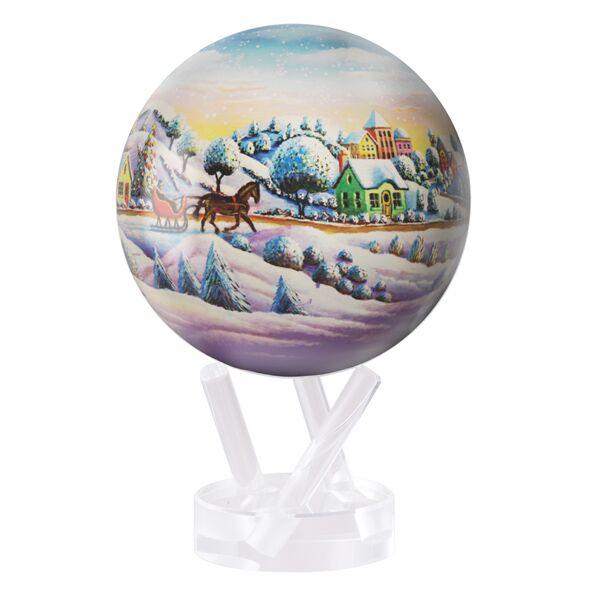Home for the Holidays MOVA® Globe