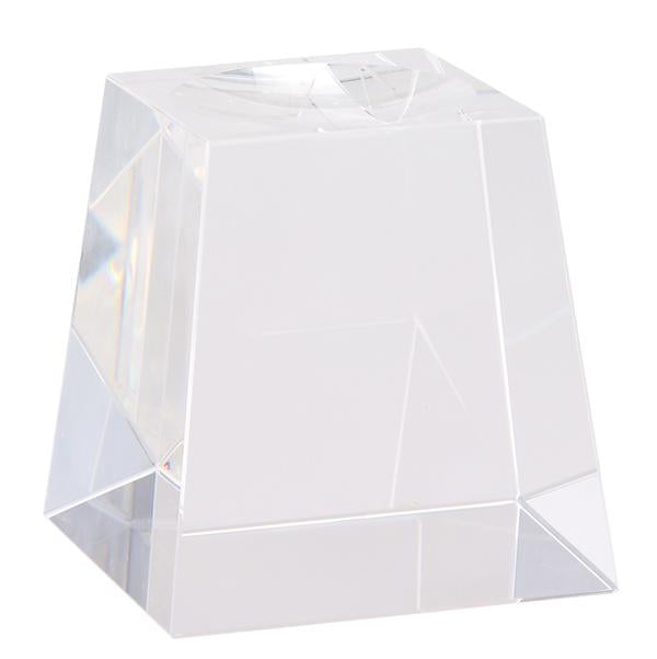 "Medium Crystal Base for 4.5"" MOVA® Globes"