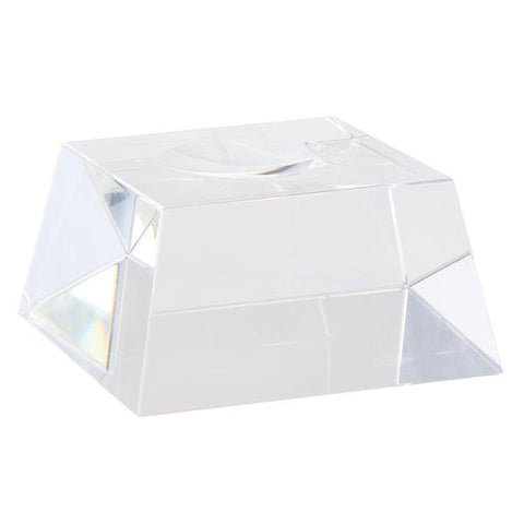 "Medium Crystal Base for 6"" MOVA® Globes"