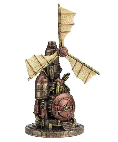 Steampunk Windmill