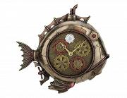 Steampunk Deep Sea Dweller Wall Clock