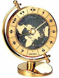 Executive World Time Clock