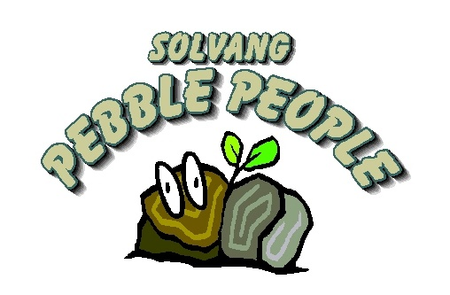 Solvang Pebble People