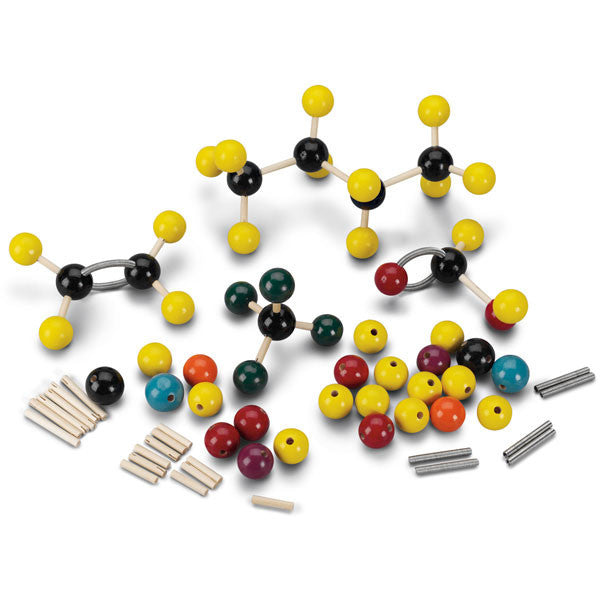 Molecular Model Kit (Wooden)