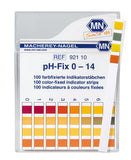 pH-Fix 0-14 Test Strips 100/pk