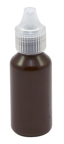 Amber LDPE Dropper Bottle15mL