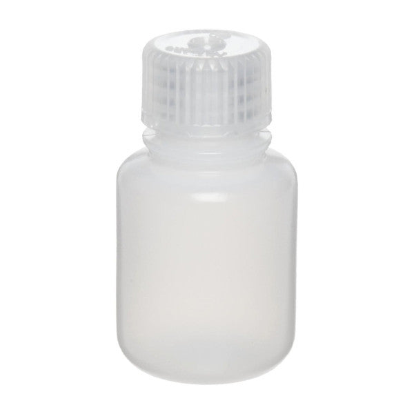 Nalgene HDPE Round Bottles ~ Narrow Mouth ~ 30mL (1 oz)