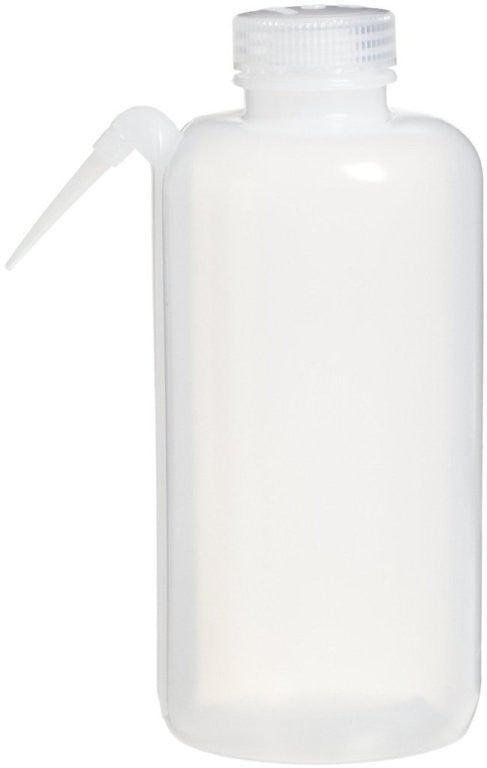 Nalgene Wide-Mouth Unitary Wash Bottles ~ 1000mL (1L)