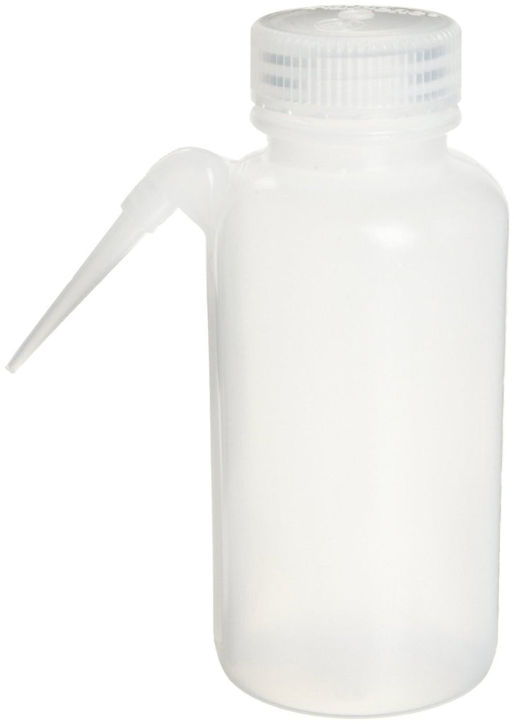 Nalgene Wide-Mouth Unitary Wash Bottles ~ 250mL