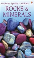 Rock and Minerals Spotter's Guide - The Science Shop