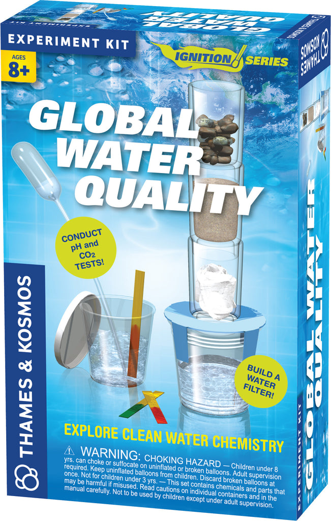 Thames & Kosmos ~ Global Water Quality