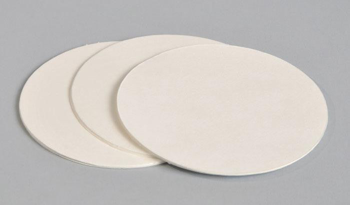 7 cm Circular Filter Paper, Grade 1 100/pk - The Science Shop