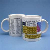 Periodic Table 11oz Mug