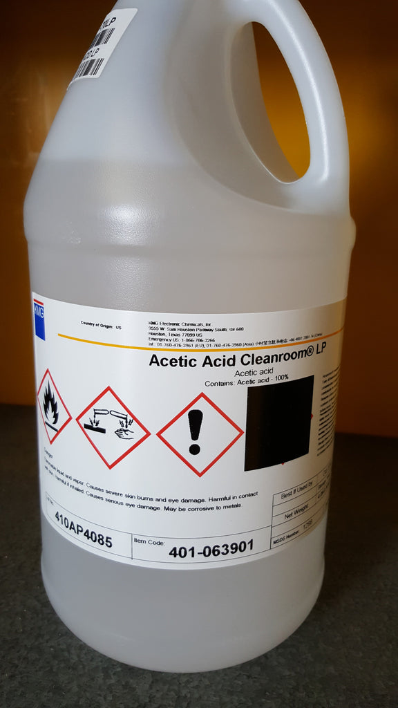 Acetic Acid 4 Liters
