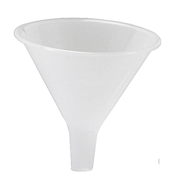 Funnel, Polypropylene ~ 2 oz