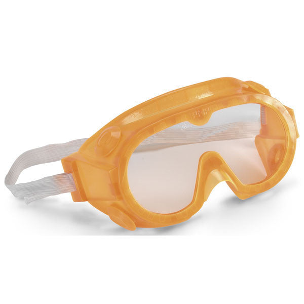 "Elementary Splash Goggles - 5"" Fluorescent Orange"