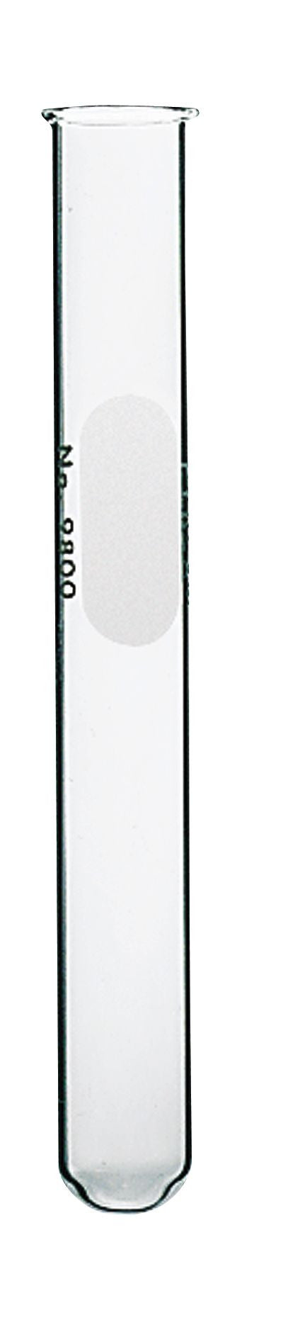 PYREX® 55mL Test Tubes, 25x150mm ~ Glass 6/pk