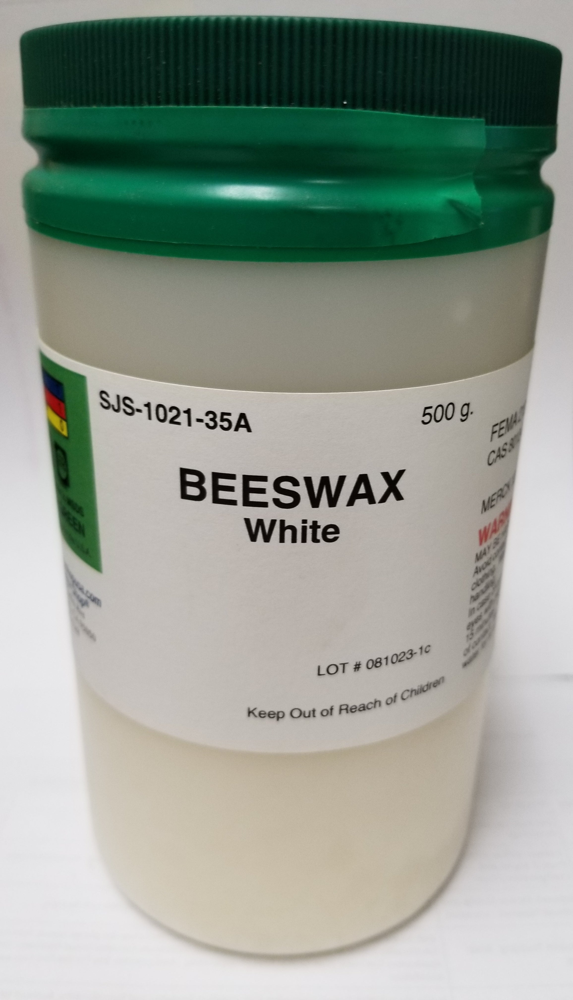 Bees Wax White 500g