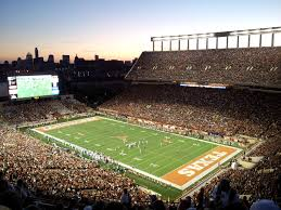 University of Texas Game