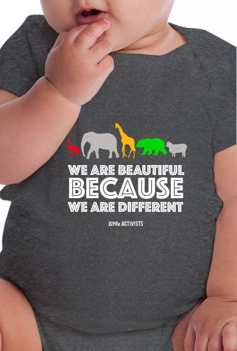 We are Beautiful - Infant Onesie