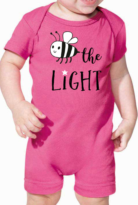 Bee the Light - Infant Romper