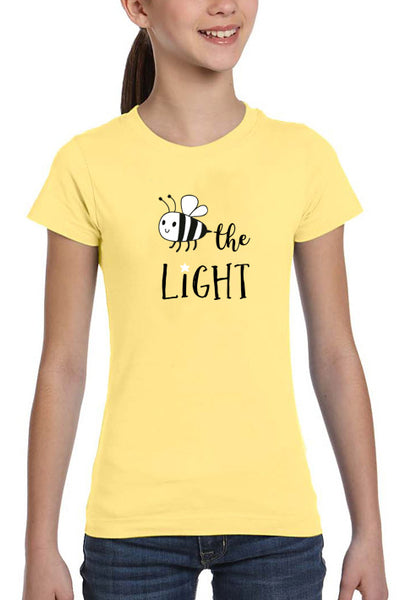 Bee the Light - Girl's T-Shirt