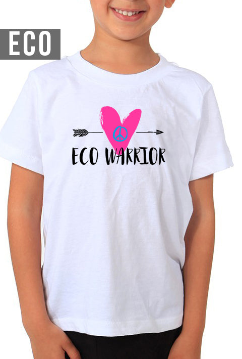 Eco Warrior - Toddler Organic T-Shirt