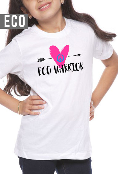 Eco Warrior - Youth Organic T-Shirt