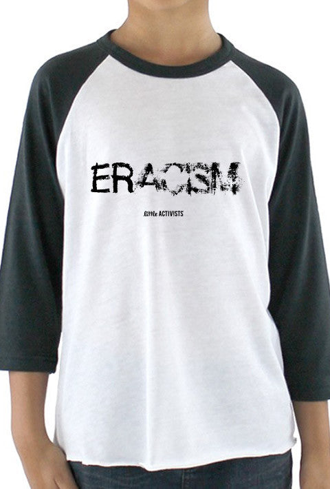 Eracism - Youth Baseball T-Shirt