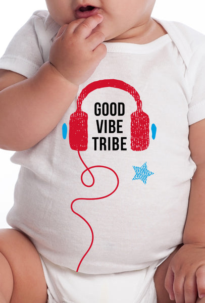 Good Vibe Tribe - Infant Onesie