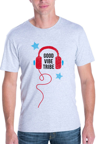 Good Vibe Tribe - Men's Ash T-Shirt