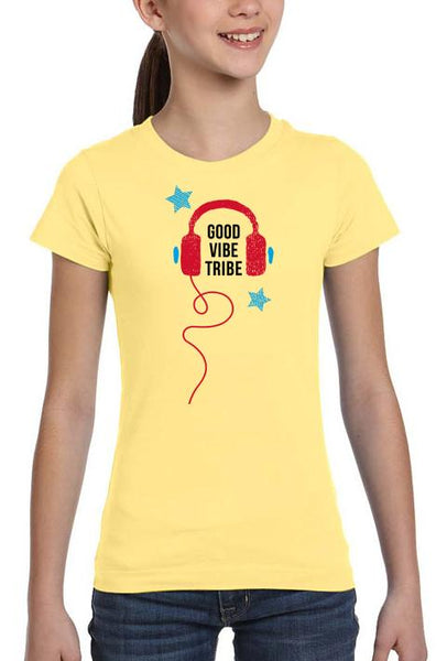 Good Vibe Tribe - Girl's T-Shirt
