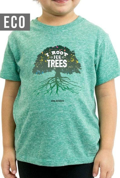 I Root for Trees - Toddler