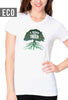 I Root for Trees - Adult Unisex Organic T-Shirt