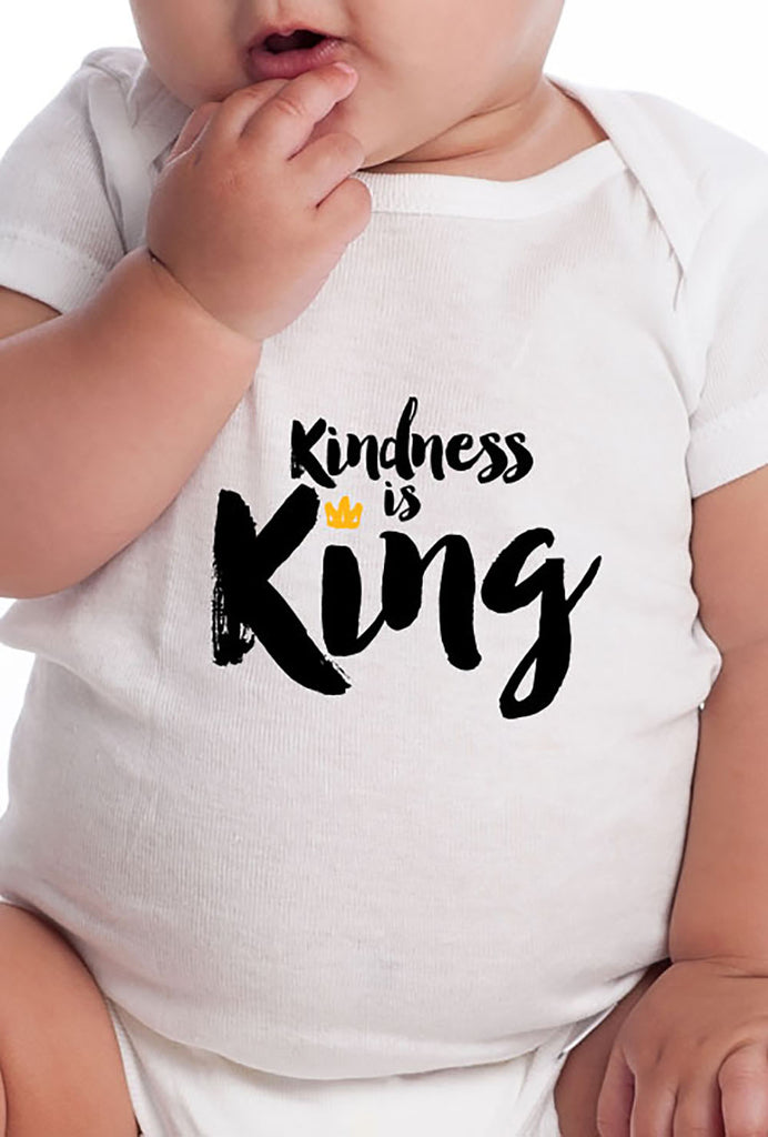 Kindness is King - Infant Onesie