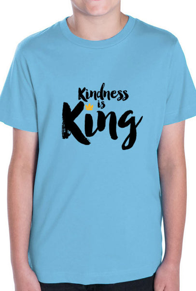 Kindness is King - Youth T-Shirt